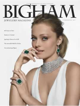 Bigham Jewelers Magazine Winter 2013