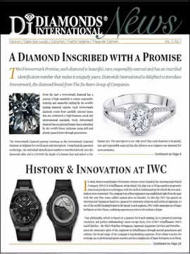 Diamonds International Ad