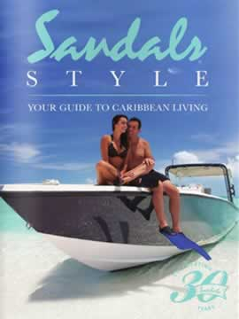 Sandals Anniversary Issue